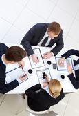 Working meeting — Stock Photo