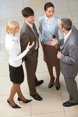 Equipe de negócios — Foto Stock