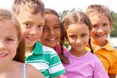 Preschoolers — Стоковое фото