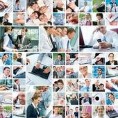 Momentos de negocios — Foto de Stock