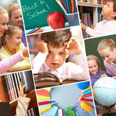 Education moments — Stock Photo