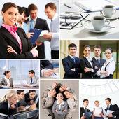 Trabalho em equipe — Foto Stock