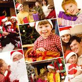 Rodinná dovolená — Stock fotografie
