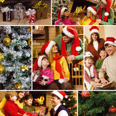 Christmas celebration — Stock Photo