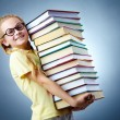 I love reading — Stock Photo #11335412