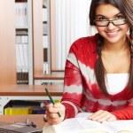Smart student — Stock Photo