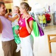 Family shopping — Stock Photo #11335510