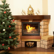 Hearth - Stock Photo
