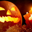 halloween thema — Stockfoto
