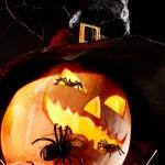 brujería Halloween — Foto de Stock
