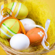 Colorful eggs — Stock Photo #11337492