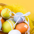 Stock Photo: Easter symbols