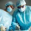 Busy surgeons - Stock Photo