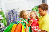 Shoppers — Stock Photo