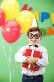 At birthday — Stock Photo