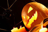 Halloween horror — Stock Photo