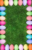 Easter framing — Stock Photo