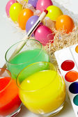 Easter preparations — Stock Photo