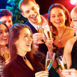 New year - party — Stock Photo #11340431