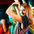 At disco — Stock Photo