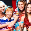 Friends at party — Stock Photo #11340849