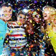 Party excitement — Stock Photo