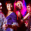 Enjoying party — Stock Photo #11340967