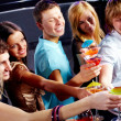 Party fun - Stock Photo