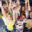 Stockfoto: Confetti joy