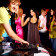 Royalty-Free Stock Photo: Clubbing