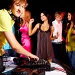 clubbing — Foto Stock