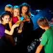 Party mood — Stockfoto