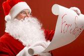 Kerst groeten — Stockfoto