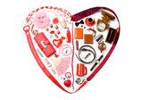 Symbool van de liefde — Stockfoto