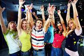 Party excitement — Stock Photo