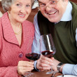 senior couple — Stock Photo
