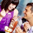 Ice-cream fun — Stock Photo