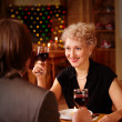 Romantic dinner — Stock Photo #11581552