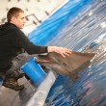 In delphinarium — Stock Photo #11582515