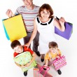 Family shopping — Stock Photo #11582706