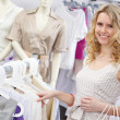 Pretty shopper — Stockfoto