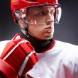 Hockey man — Stock Photo #11583081