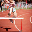Athletics - Stock Photo