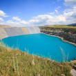 Artificial pond — Stock Photo