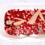 Aroma bath — Stock Photo