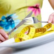 On diet — Stock Photo #11583880