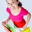 Shopaholic — Stock Photo #11584136