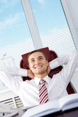 In office — Stock Photo