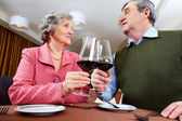 Toast for love — Stock Photo