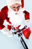 Beeilen sie sich zu weihnachten — Stockfoto